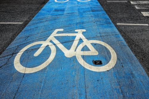Arriva in Italia la pista ciclabile autoilluminante